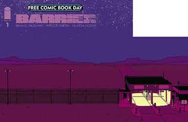 Barrier FCBD - Free comic book day 2018