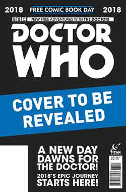 Doctor who FCBD - Free comic book day