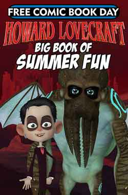 Big Book of summer fun FCBD - Free comic book day 2018