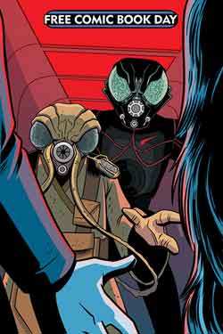 STAR WARS ADVENTURES FCBD - Free comic book day 2018