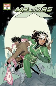 Mr. & Mrs. X #3 Cover