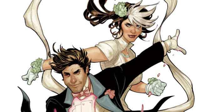 Mr. & Mrs. X officially announced by Marvel Comics!