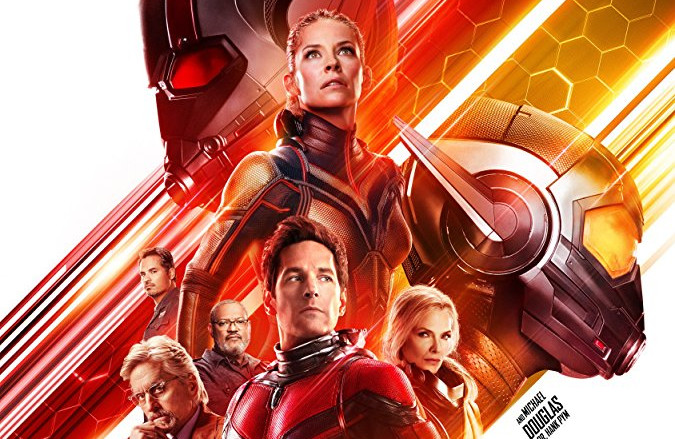 Marvel Studio's Ant-Man and the Wasp