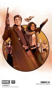 Firefly #1 by Lee Garbett