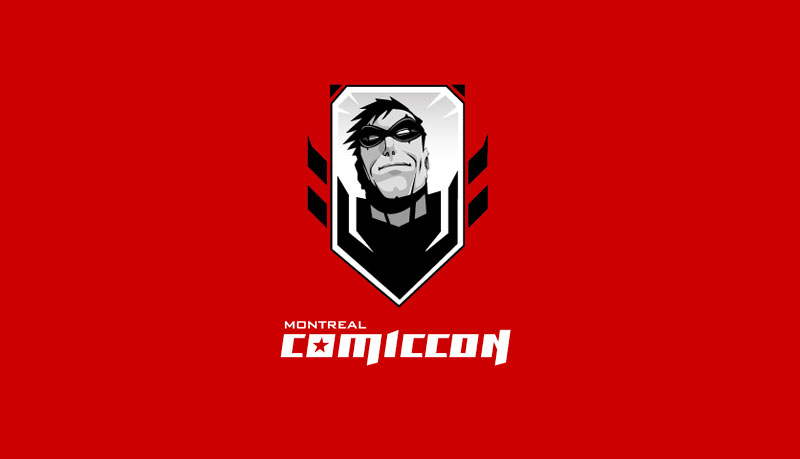 Komico is at the 2018 ComicCon in Montreal