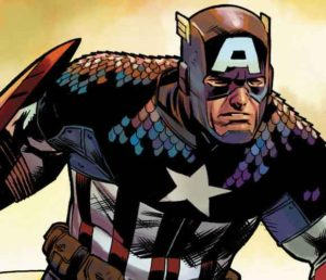 Captain America - Marvel comics