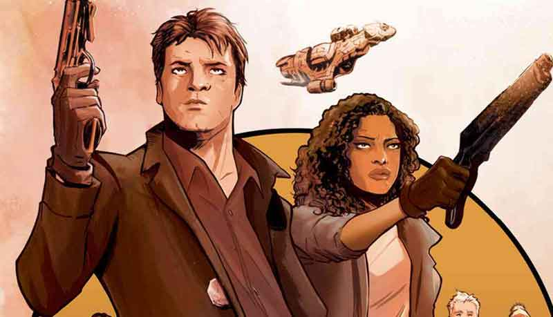 New 'Firefly' Series Announced by Boom! Studios