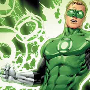 DC Comics' Green Lantern - What is the best hero for me