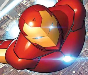 Iron Man - Marvel Comics