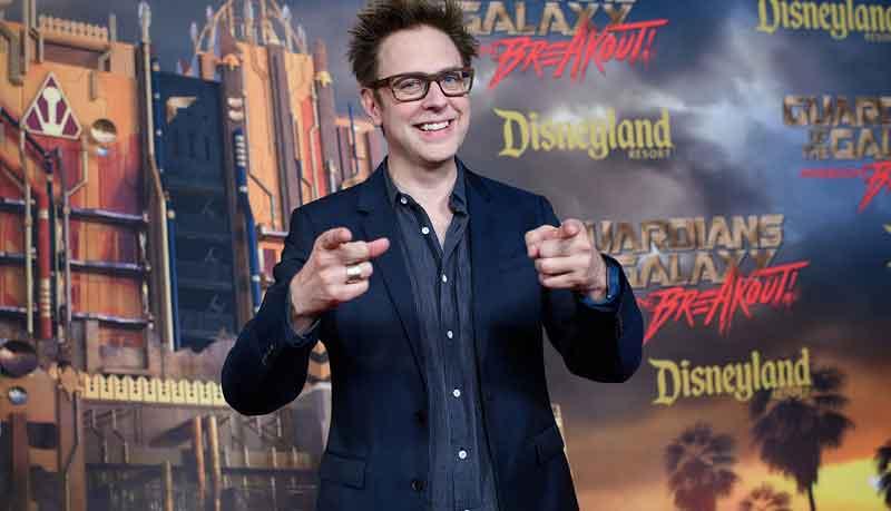 Guardians of the Galaxy director James Gunn fired