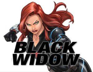 Marvel comics - Black widow