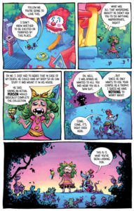 Thumbnail of the sample of Skottie Young's art