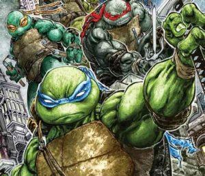 Teenage Mutant Ninja Turtles - IDW Comics