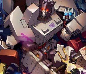 Transformers - IDW Comics