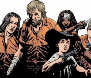 The Walking Dead - Image Comics
