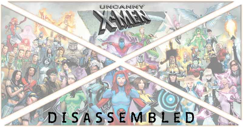 Marvel announced the creative team and release date for Uncanny X-Men