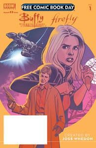 FCBD 2019 - Buffy & Firefly