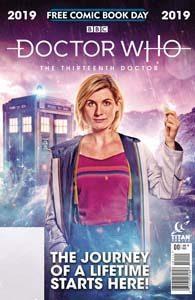 FCBD 2019 - Doctor Who