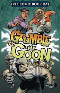 FCBD 2019 - Grumble the Goon