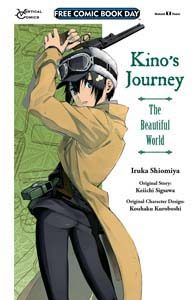 FCBD 2019 - Kino's journey - The beautiful world
