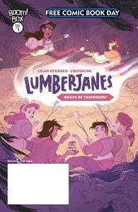 FCBD 2019 - Lumberjanes
