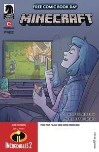 FCBD 2019 - Minecraft