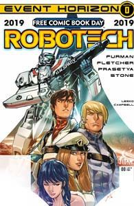FCBD 2019 - Robotech