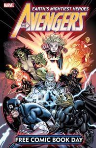 FCBD 2019 - The Avengers
